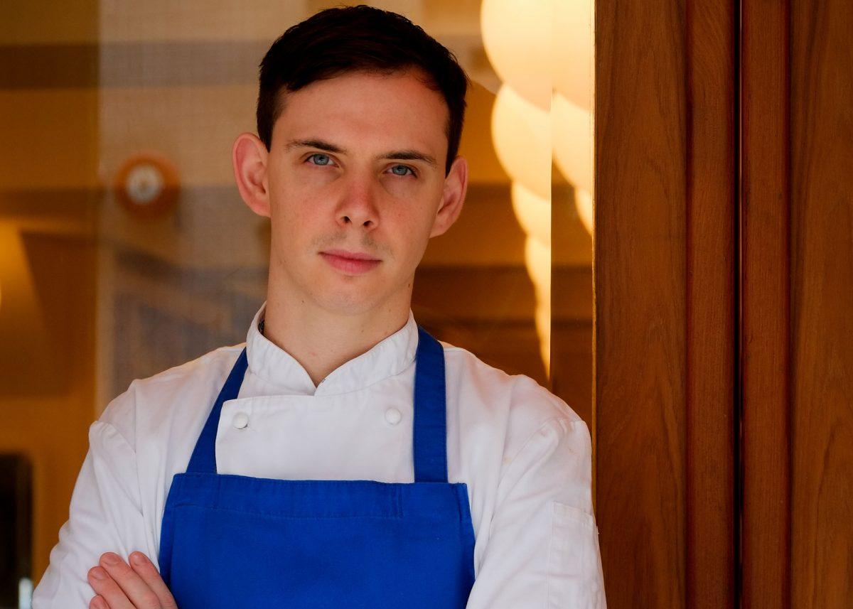Chef Daniel Calvert